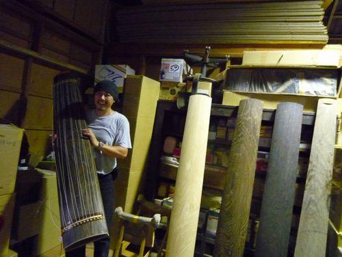 たましげ琴製作所