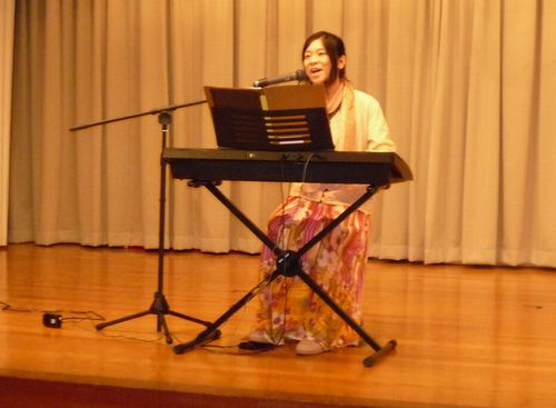 シンガーソングライター