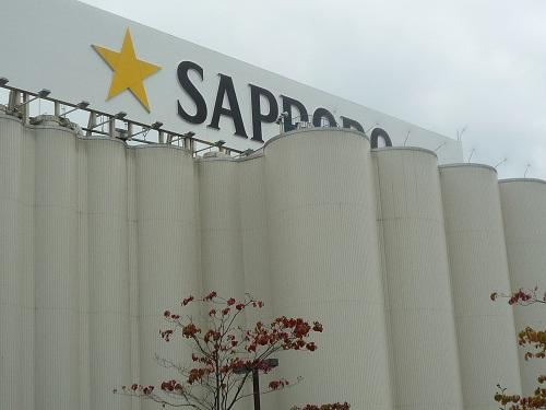 サップロビール日田工場