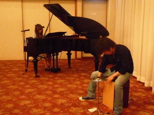 ピアノ&パーカッション