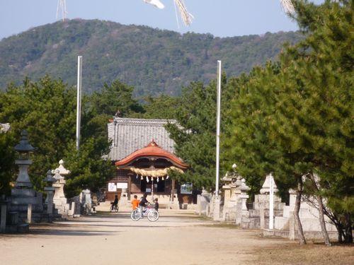 古尾八幡宮