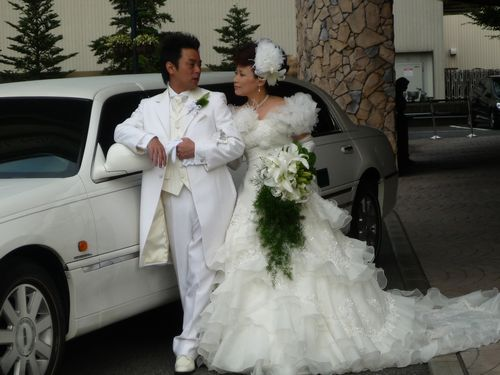 花婿&花嫁